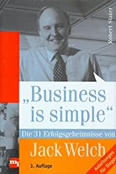 Business is simple