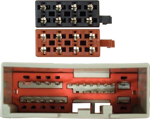 Autoleads PC2-80-4 Adaptateur de Harnais de câblage d'autoradio pour Ford Fiesta