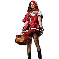 Costume Cappuccetto Rosso Sexy, taglia