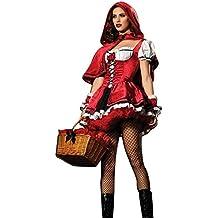 Disfraz de Caperucita Roja sexy para mujer Nuevo