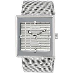 EOS New York Damen 303SSTL Petra Stahlnetz Swarovski Uhr