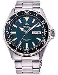 Orient Orologio Analogico Automatico Uomo con Cinturino in Acciaio Inox RA-AA0004E19B