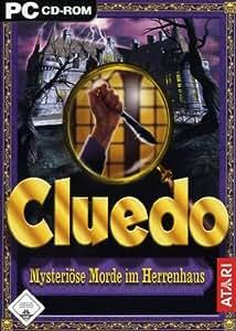 Cluedo - Mysteriöse Morde im Herrenhaus [Import allemand]