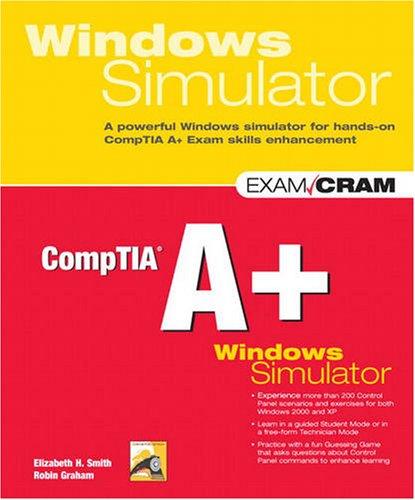 CompTIA A+ Windows Simulator