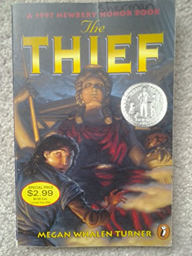 Book cover for The Thief