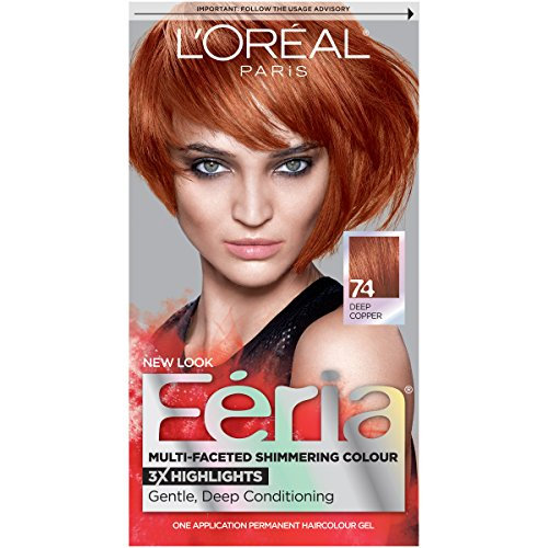 feria-hair-color-74-deep-copper-packaging-may-vary-by-loreal-paris
