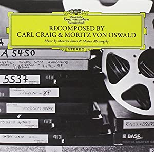 "Afficher ""Recomposed by Carl Craig and Moritz von Oswald"""