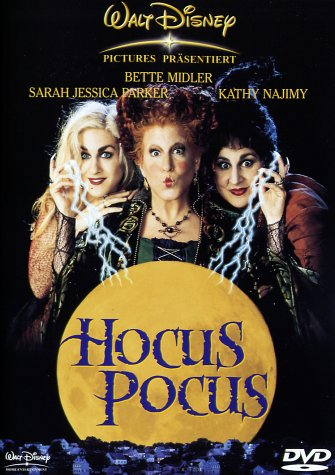 Hocus Pocus Disney (Movie Halloween Disney)