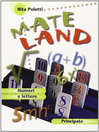 Mateland. Numeri e lettere. Per la Scuola media. Con espansione online