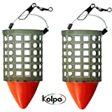 Kolpo Due Pasturatori Floating Feeders