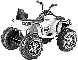 Jamara 460248 - Ride-on Quad Protector weiß 1...Vergleich