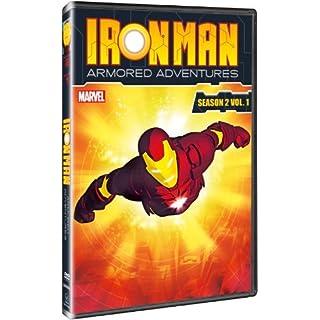 Iron Man: Armored Adventures Season 2 Vol 1 by Daniel Bacon