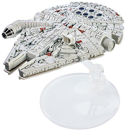 Hot Wheels Star Wars Starship - Millennium Falcon