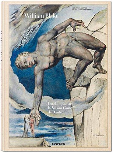 William Blake. Los dibujos para La Divina Comedia De Dante