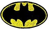 Batman Logo bestickt Eisen nähen auf Patch Fancy Kleid Kostüm T Shirt Tasche Badge