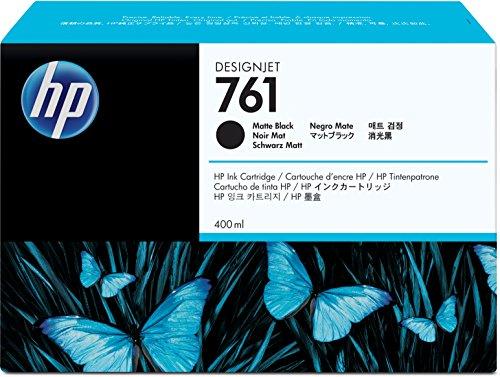 HP 761 Cartouche d'encre d'origine noir mat