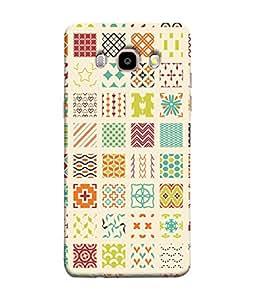 PrintVisa Designer Back Case Cover for Samsung Galaxy On8 Sm-J710Fn/Df (Jaipur Rajasthan Tribal Azitec Mobiles Indian Traditional Wooden)