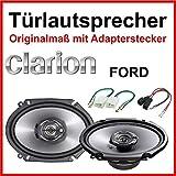 'Clarion 6x 8específicamente para Ford Mondeo Puertas Delanteras/traseras 1993-2007