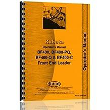 Kubota bf400-c Cargador Accesorio Para l235 F, l235dt, l275 F, l275dt