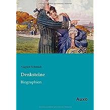 Denksteine: Biographien