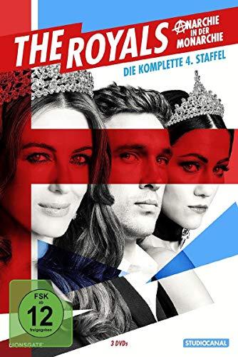 The Royals - Die komplette 4. Staffel [3 DVDs] -