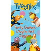 Tweenies: Party Games, Laughs And Giggles