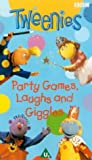 Tweenies: Party Games, Laughs And Giggles [VHS] [1999]