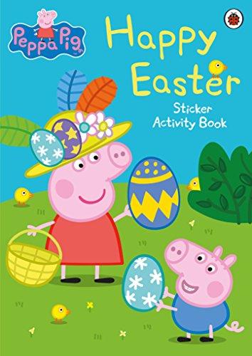 Peppa Pig. Happy Easter por Vv.Aa.