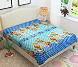 StyleYourHome Waterproof PVC Plastic Baby Mattress Protector Bedsheet