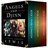 Angels and Djinn (Omnibus Edition) (English Edition)