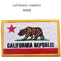 New American California, Stati Uniti Stato di