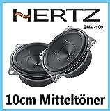 HERTZ EMV 100.5 Mitteltöner, 40W RMS / 120W Max, 100mm
