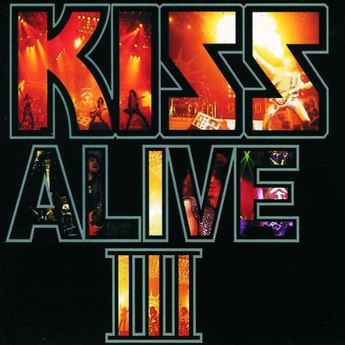 Alive 3 (Kiss-live-cd)