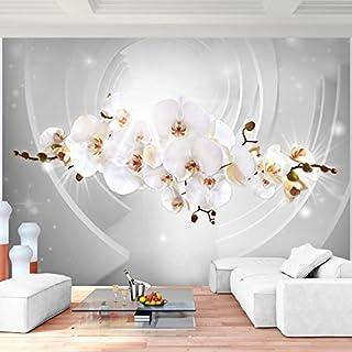 Fototapete Blumen Orchidee Vlies Wand Tapete Wohnzimmer Schlafzimmer Büro  Flur Dekoration Wandbilder XXL Moderne Wanddeko