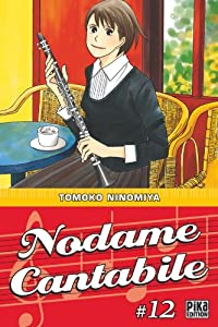Nodame Cantabile Edition simple Tome 12