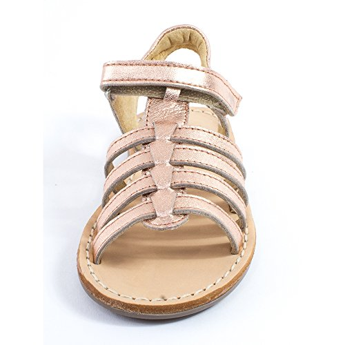 Sandales TTY YLIANA marron or Or