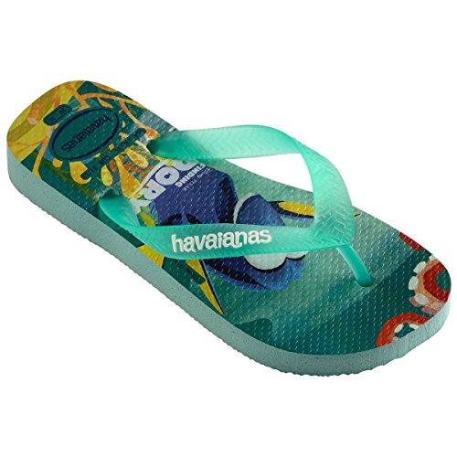 Havaianas Kids Nemo & Dory 4137127, Sandali Unisex – Bambini Blu