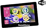 Tablette Aide Mémoire SweetHome 10,1' 16 Go WiFi + Support+Stylet