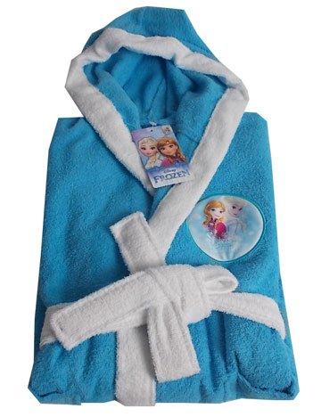 Disney Albornoz Capucha niña Frozen Sisters Forever