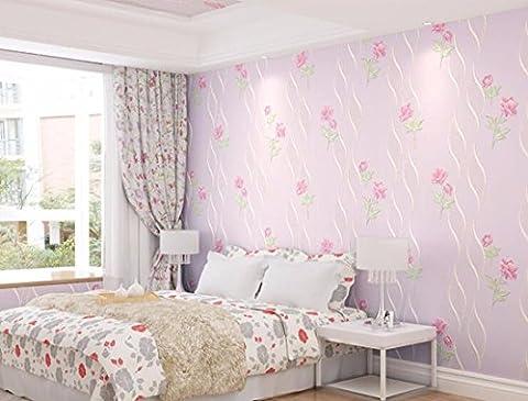 KHSKX-Einfach Wasser Ripple, Moderne Schlafzimmer, Kinderzimmer, Nicht Aus Tapete, Wohnzimmer Tv Hintergrund Wall - Tapete,C