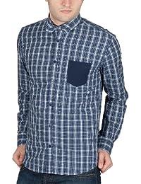 Selected Homme Herren Langarm Hemd Blond check shirt ls s Hemden 10780