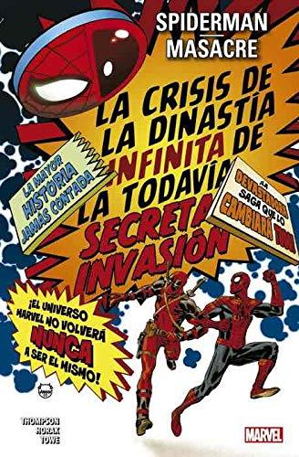 Spiderman/Masacre La Cris