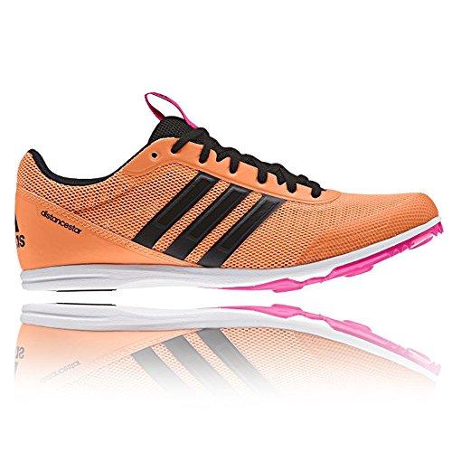 adidas Damen Distancestar W Joggingschuhe, Arancione (Narbri/Negbas/Rosimp), 39 1/3 EU
