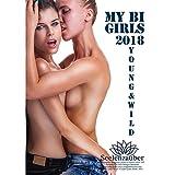 Premium Calendario 2018· DIN A5· My Bi–Girl · My Dream Girls · My Sexy Girls · donne pin up · · Shades of Sex · Set Regalo con 1biglietto d' auguri e 1biglietto di Natale · Edition Anima magica