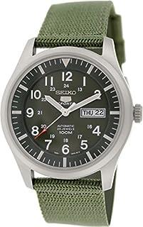 Seiko 5 Sports Military SNZG09J1 Luminous 100M (B003549AOU)   Amazon price tracker / tracking, Amazon price history charts, Amazon price watches, Amazon price drop alerts