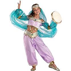 Disfraces Chiber - Disfraz Princesa Árabe para Niña (Talla 8)