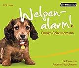 Welpenalarm! (Dackel Herkules, Band 3) - Frauke Scheunemann