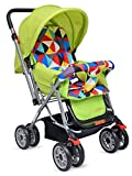 #9: Little Pumpkin Baby Stroller - Pram (Green)