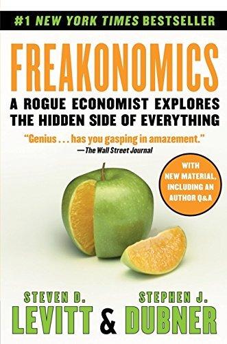 Freakonomics by Steven D. Levitt (2009-09-01)