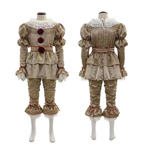 zlhcich 2019 Neuer Halloween Kostüm Bühnenkostüm Aufführungsservice (Sutton's Kostüm)